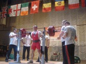Ajutor financiar pentru participarea la Campionatul Mondial de Powerlifting