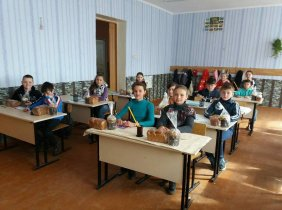 "Together we can help the pupils of Gymnasium ""Spiridon Oglinda"" village Cupcui"