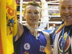Поддержи перспективного молдавского спортсмена!
