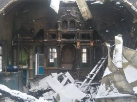 Reconstruirea Bisericii Adormirea Maicii Domnului
