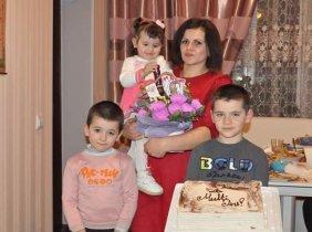 From the heart to Veronica Vasiliu
