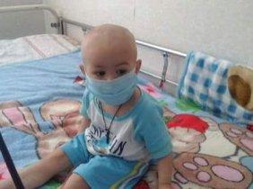 Dogot Lucas  vrea o șansă la  viață fără cancer