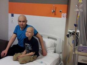 Din inima pentru copiii bolnavi de cancer!