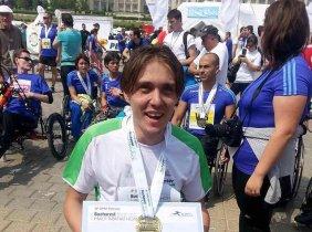 Помоги Илье Штефырца осуществить спортивную мечту!