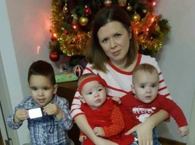 A Young mother with three children needs help!