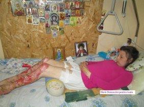 Din inimă pentru Eugenia Buruiană