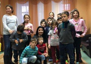Împreună pentru copiii centrului Pro-Femina