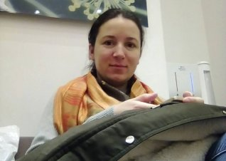 Din inimă pentru  Olga Stratu