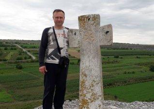 From the heart for Vitalie Stratonov
