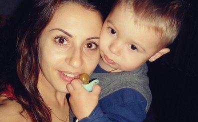 Mămica cere ajutor pentru Roveliu bolnav cu hidronefroza