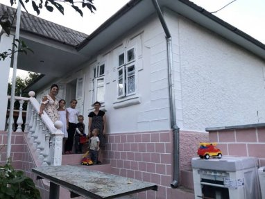 Cebanenсo family has a new home!