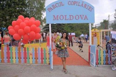 """Children's park """"La Moldova"""" was opened in Ialoveni!"""
