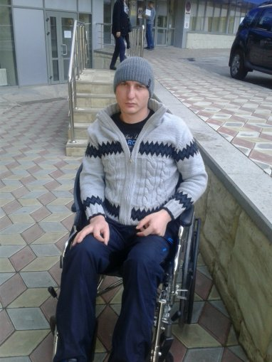 Mihai Foca and Donations for Spinal Surgery