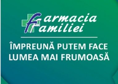 Farmacia Familiei launched a charity campaign for those who are in pain