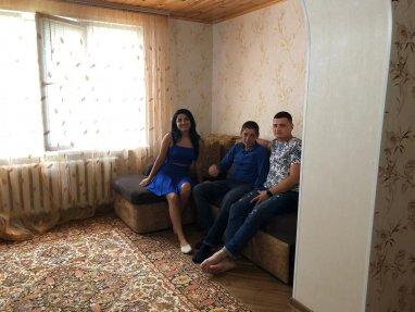 Pentru ca bunatatea omeneasca nu are limite. Andrei Bozu are o casa noua si o viata noua!